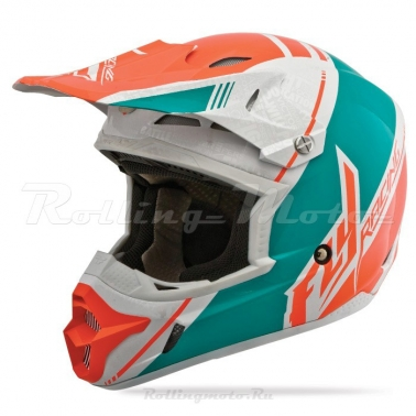 Шлем KINETIC PRO TREY CANARD REPLICA